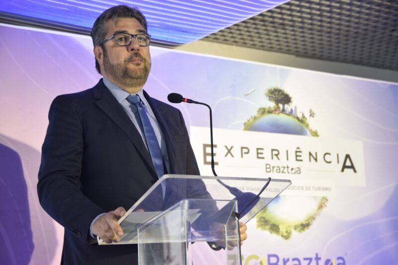 Roberto Haro Nedelciu, presidente da BRAZTOA - Foto: Divulgação