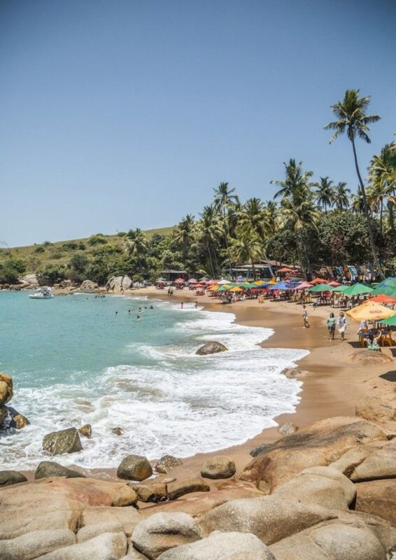 A beleza do litoral Cabense - Foto: Bruno Lima