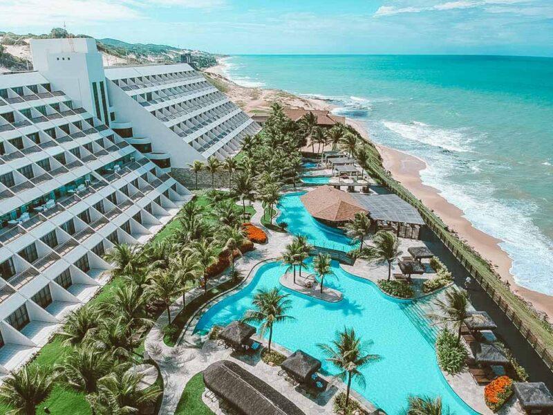 As belas praias e hotéis do litoral potiguar na crista da onda nas férias - Foto: Reprodução