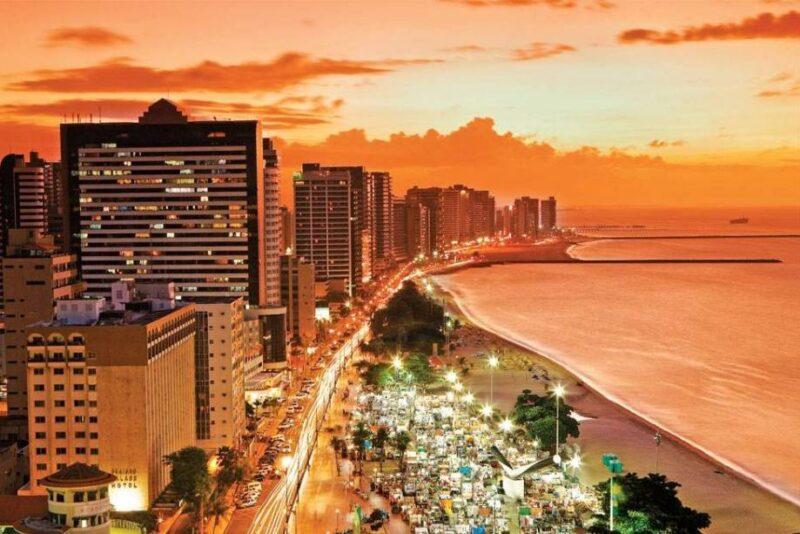 Com uma cultura rica e atrativos cada vez mais diversificados, a cidade de  Fortaleza nas férias alavanca setor – Foto: Divulgação