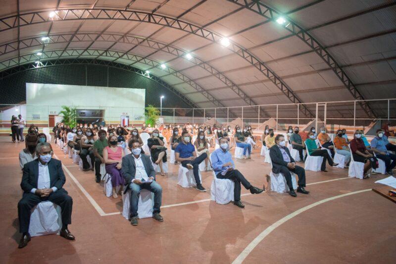 Evento certificou 82 concludentes – Foto: Ascom Senac