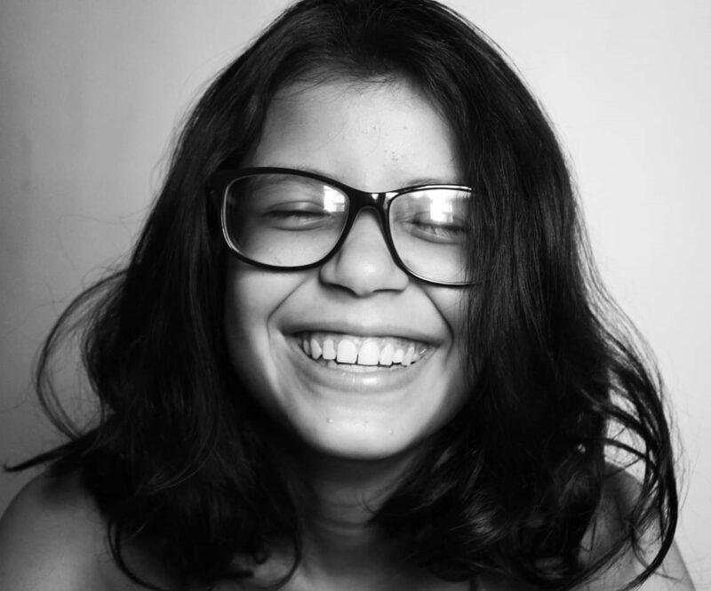 Sara Reis, uma das responsáveis pela oficina – Foto: Divulgação