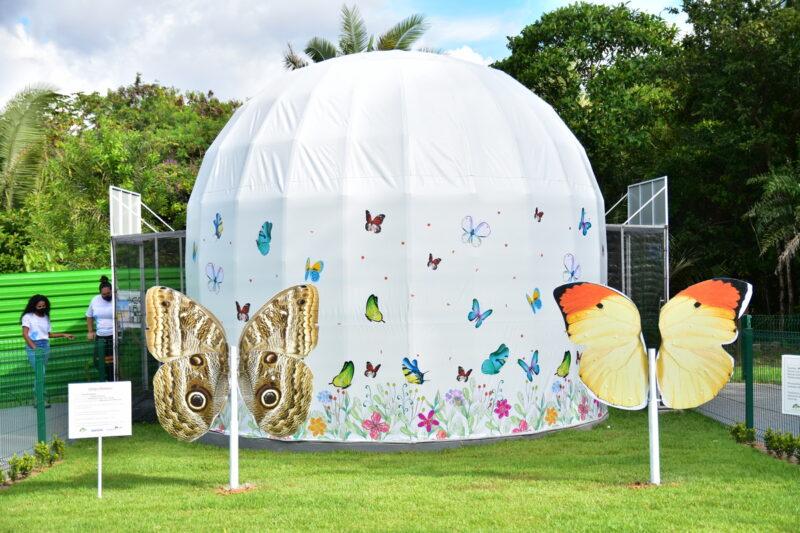 Um local para incentivo de projetos tecnológicos e ecológicos - Foto: Gilson Teixeira