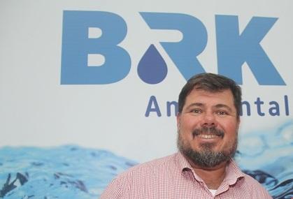 O diretor da BRK Ambiental no Maranhão, José Mário Ribeiro; que está promovendo o Feirão Virtual de Negociação – Foto: Divulgação