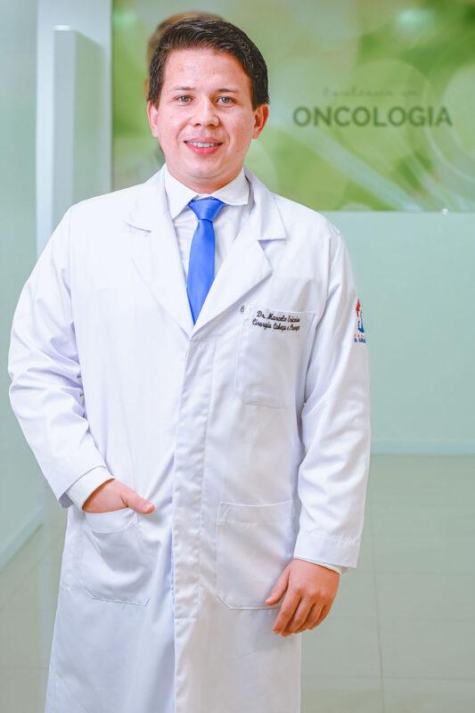 O médico Marcelo Ericeira alerta para a importância do diagnóstico precoce – Foto: Divulgação