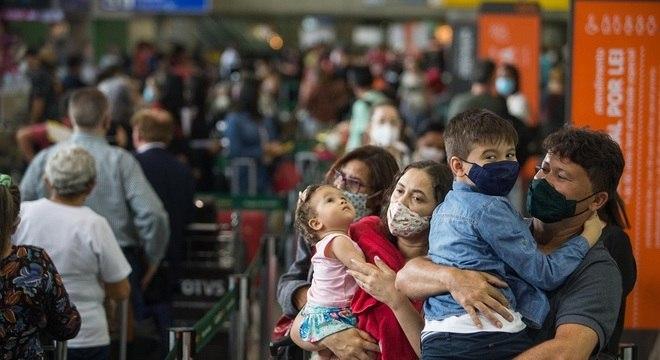 Guarulhos intensifica a malha de voos da GOL na Alta Temporada - Foto: Reprodução
