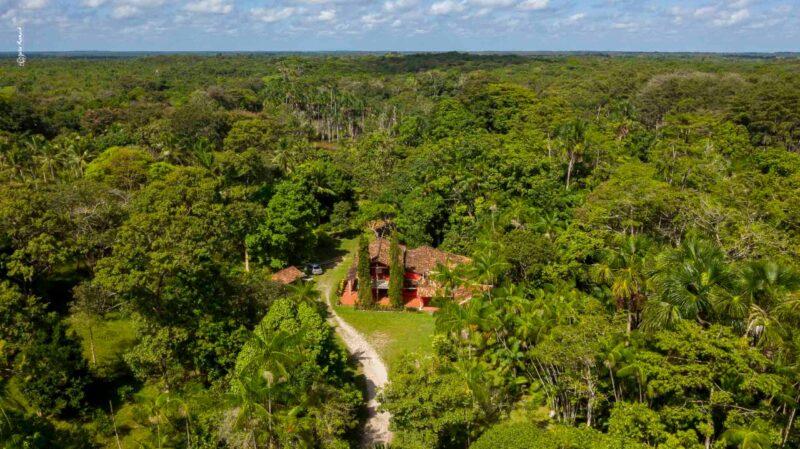 O 'case' de turismo rural da Fazenda Bacuri será apresentado durante o evento – Foto: João Ramid