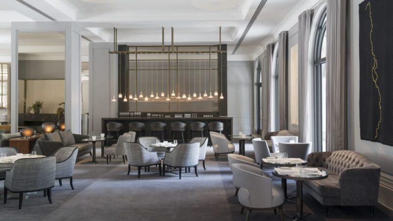 O fino de suas dependências fazem do Palácio Tangará um excelência dos hotéis de luxo – Foto: Divulgação