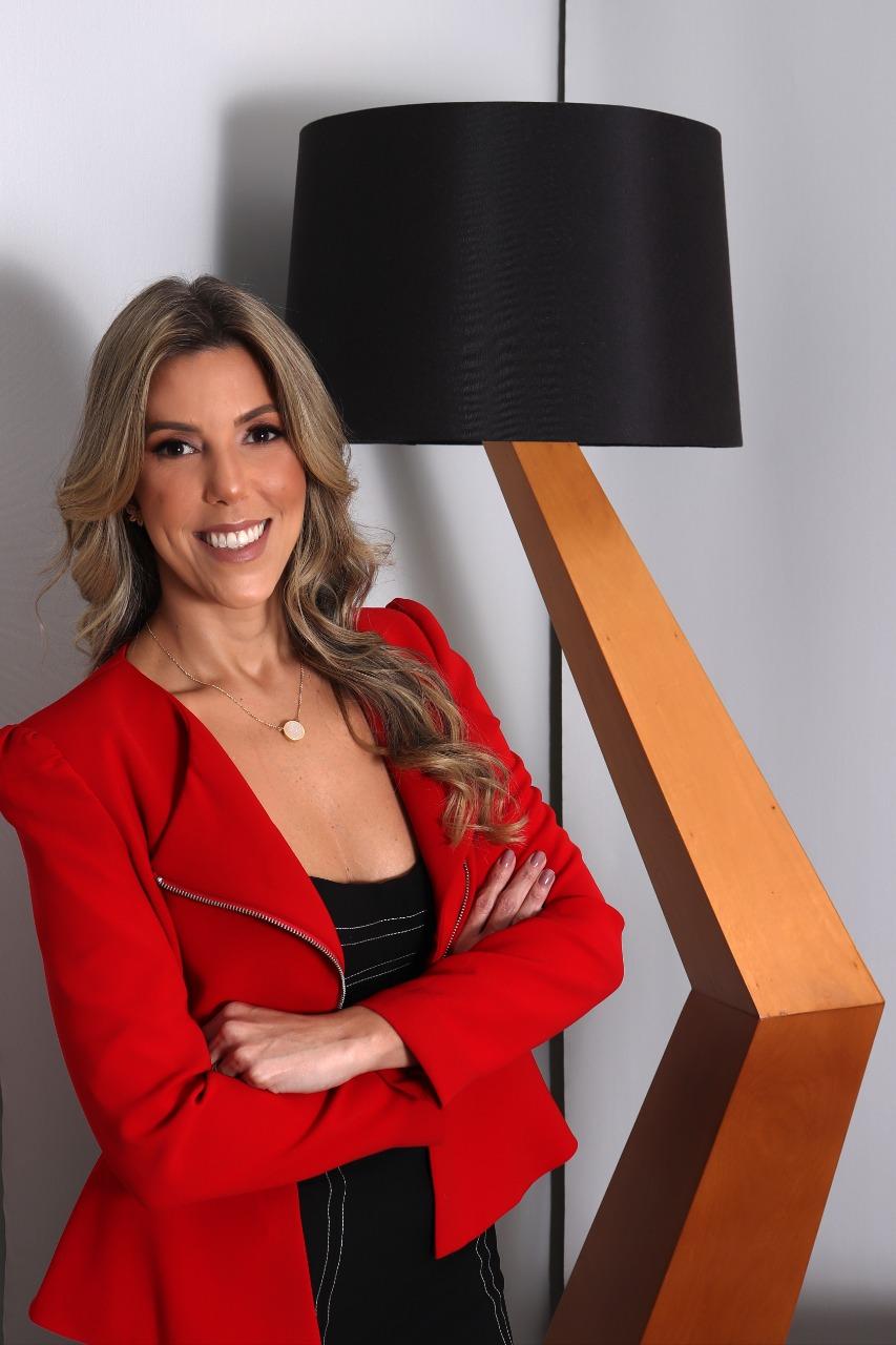 Anna Graziella agora é membro efetivo do TRT/MA – Foto: Tatiana Soares