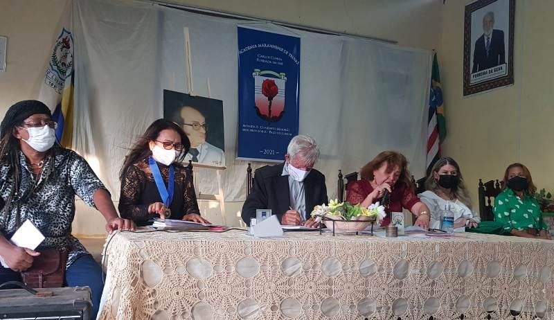Assembleia de reativação da Academia Maranhense de Trovas (AMT) – Foto: Yndara Vasques