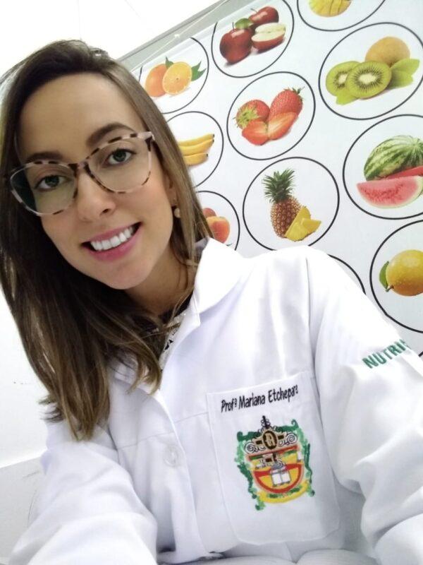 Mariana Etchepare - Doutora em Ciência e Tecnologia de Alimentos