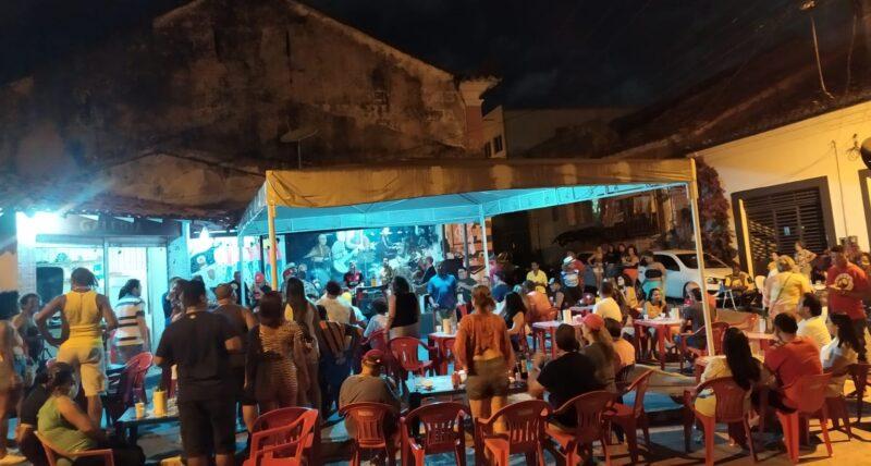 Projeto relembra as brincadeiras carnavalescas de rua de São Luís - Foto: Lúcio Evangelista
