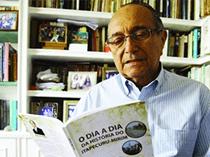 Jornalista e escritor Benedito Buzar – Foto: Arquivo de Herbert de Jesus Santos
