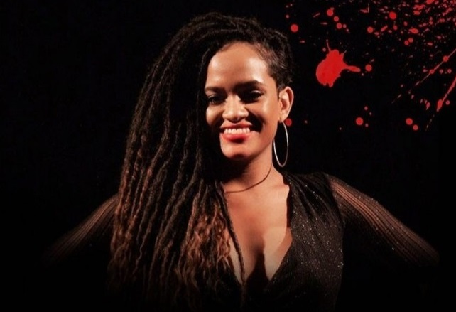 Rebeca Carneiro, coreógrafa do espetáculo – Foto: Tainan Lopes