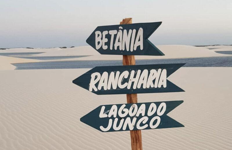 Há roteiros diversos para manter o turista ocupado, e encantado, por uma semana na região – Foto: Danielle Vieira