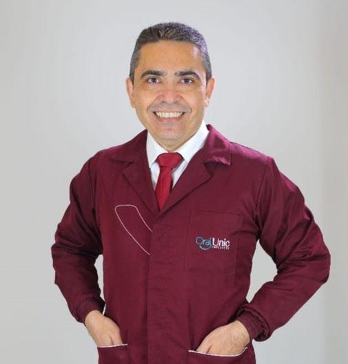 Otávio Matos, diretor clínico e dentista da Oral Unic - Foto: Divulgação