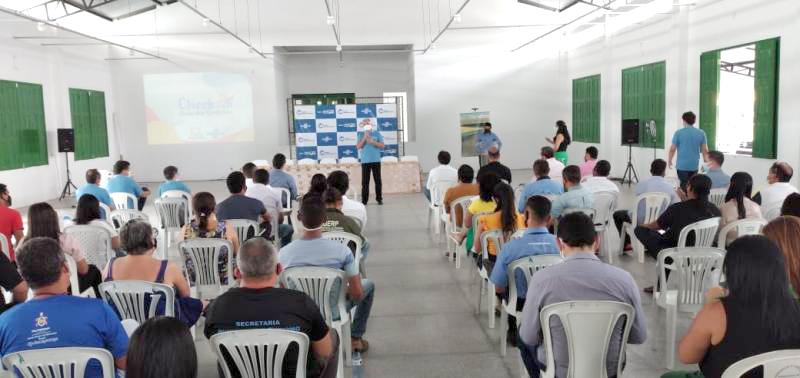 Evento de lançamento da ação Check-in na Rota das Emoções aconteceu em Barreirinhas, reunindo o trade turístico dos municípios integrantes do roteiro no Maranhão - Foto: Divulgação