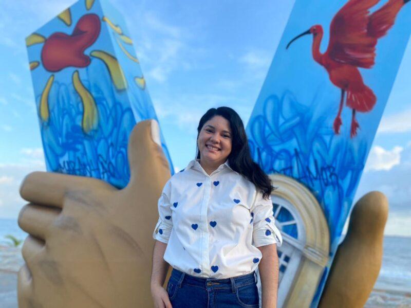 Danielle Abreu – coordenadora geral do Mobiliza - Foto: Divulgação