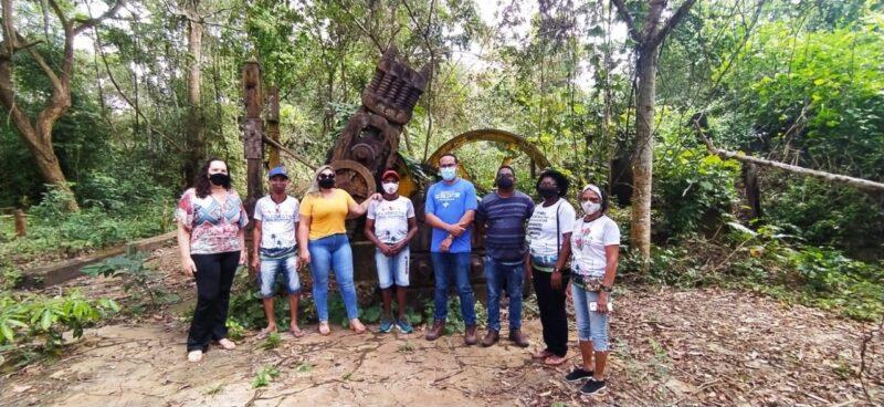Em Cururupu, com apoio de consultoria técnica, Sebrae mapeia potencialidades, como as da Comunidade Aliança, onde funcionava um engenho de produção de açúcar e cachaça – Foto: Divulgação