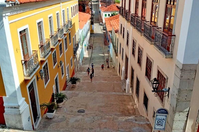 Com atrativos históricos, culturais e naturais, São Luís ganha uma onda crescente no ranking de vendas - Foto: Ascom/Setur