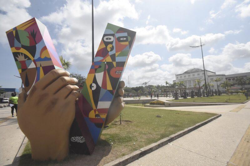 São Luís ganha novas paisagens que destacam suas tradições seculares - Ffoto: Paulo Caruá