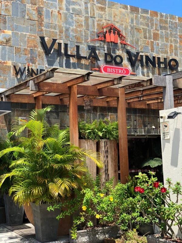 Villa do Vinho, um ambiente que fascina pelo conjunto de requinte, sofisticação e ornamentação – Foto: Divulgação